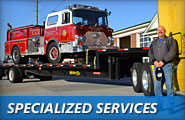 Specialized Transportation Services